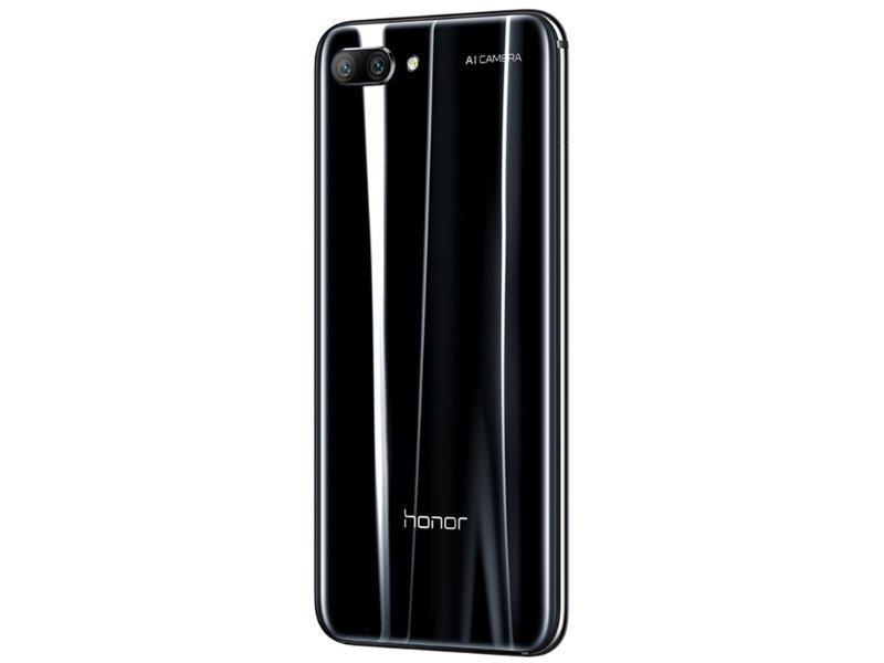 Honor 10 64GB Dual-Sim (51092MJY) éjfekete