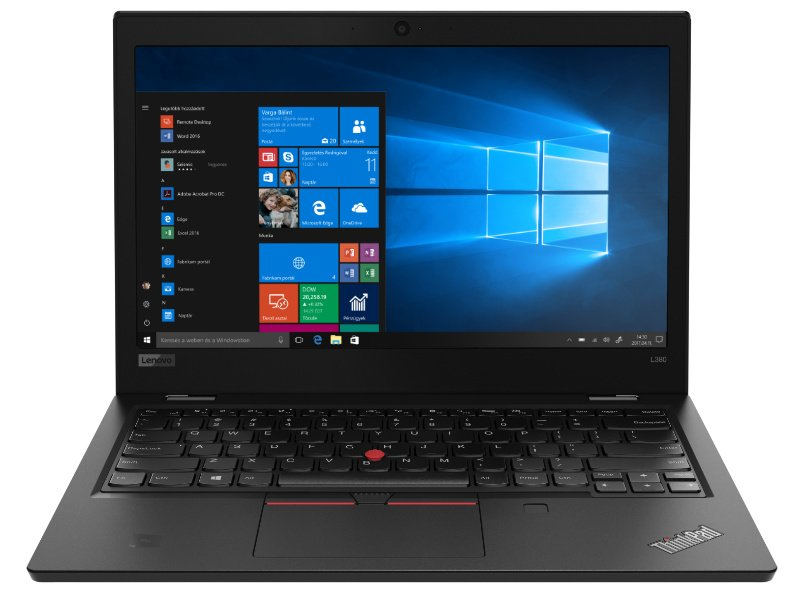 Lenovo ThinkPad L380 (20LS0024HV) Fekete