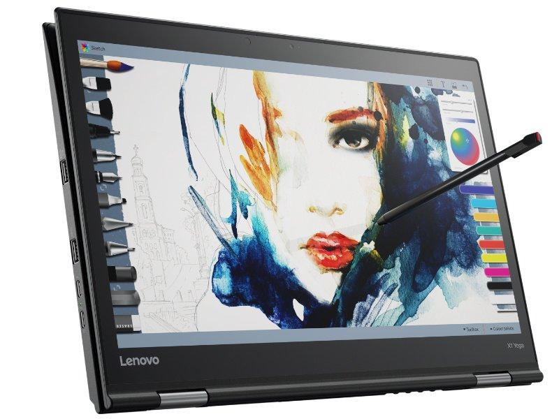 LENOVO ThinkPad X1 Yoga 3 (20LD002HHV) fekete