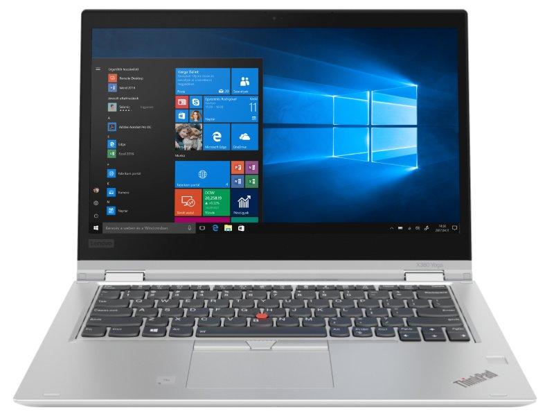 LENOVO ThinkPad X380 Yoga (20LH001KHV) ezüst