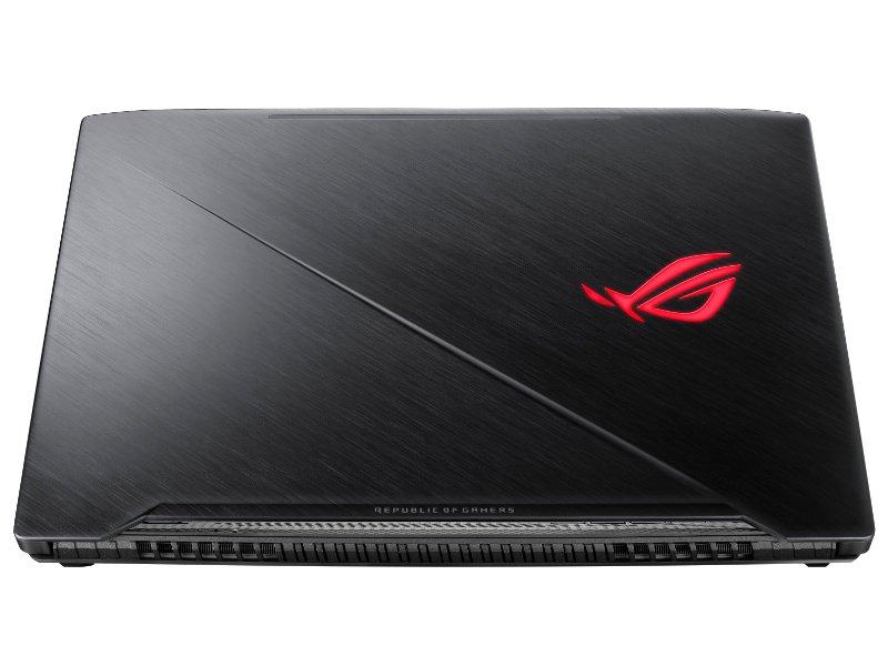 ASUS ROG Strix GL703GE (GL703GE-EE023) Fekete - SCAR edition