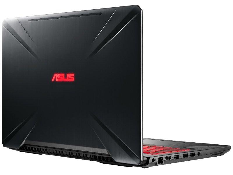 ASUS TUF Gaming FX504GD (FX504GD-E41075) prémium acél