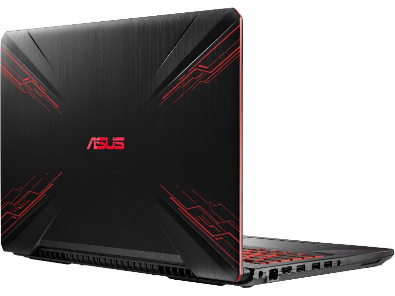 Asus TUF Gaming FX504GE (FX504GE-EN764) Vörös anyag