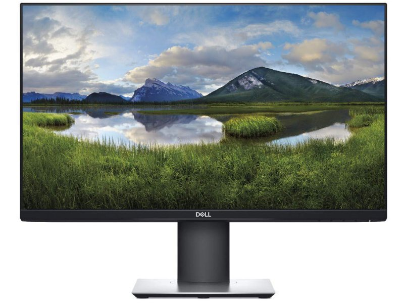 """DELL 24"""" FullHD LCD Monitor (P2419H) fekete"""