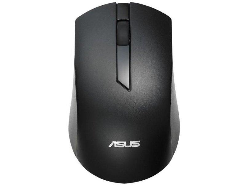 ASUS W2500 vezeték nélküli billentyűzet + egér (90XB0440-BKM0D0) fekete