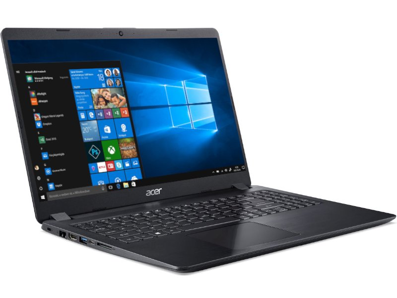 Acer Aspire 5 A515-52G-56WJ (NX.H3EEU.012) Fekete