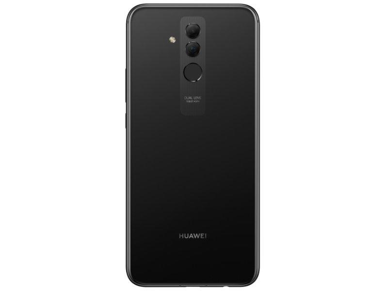 Huawei Mate 20 Lite Dual-SIM (51092RKR) fekete