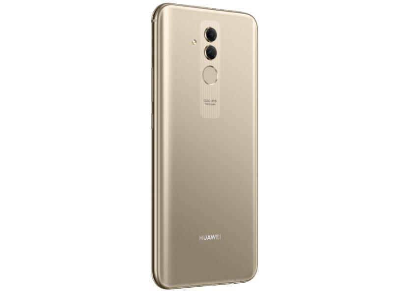 Huawei Mate 20 Lite Dual-Sim (51092RKT) platina arany