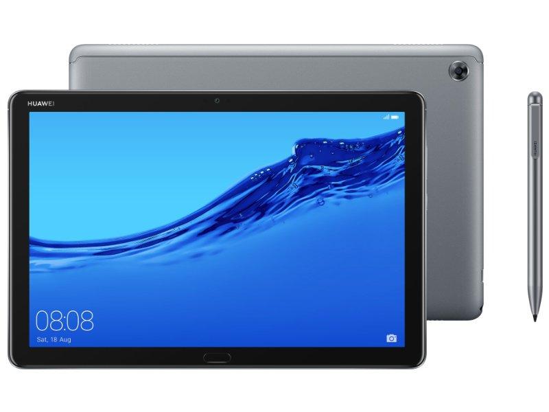 Huawei MediaPad M5 Lite 10 Wi-Fi Galaktikus Ezüst