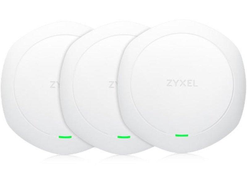Zyxel NWA1123-ACHD-EU0102F Vezeték Nélküli Hozzáférési Pont (3-pack)