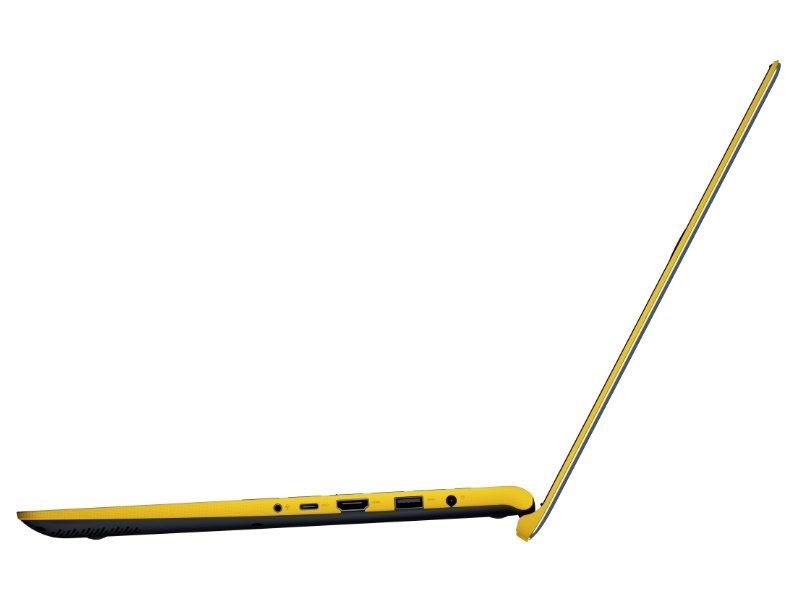 Asus VivoBook S15 S530UN (S530UN-BQ132T) Ezüst kék/sárga
