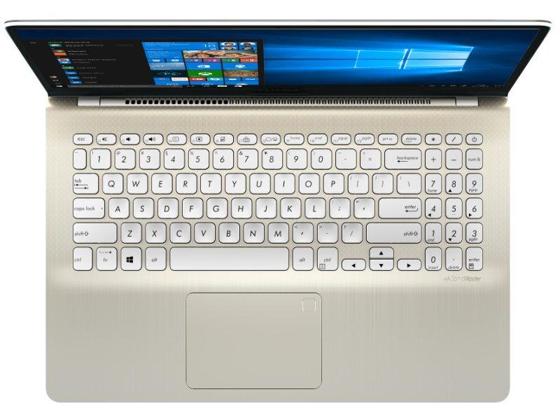 Asus VivoBook S15 S530UN (S530UN-BQ054T) Jégcsap arany
