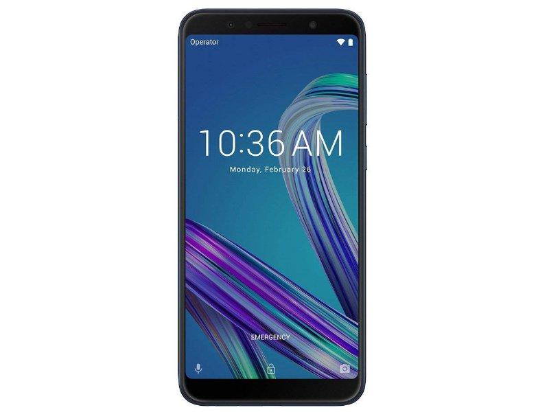 ASUS Zenfone Max Pro 32GB (ZB602KL-4A107EU) fekete
