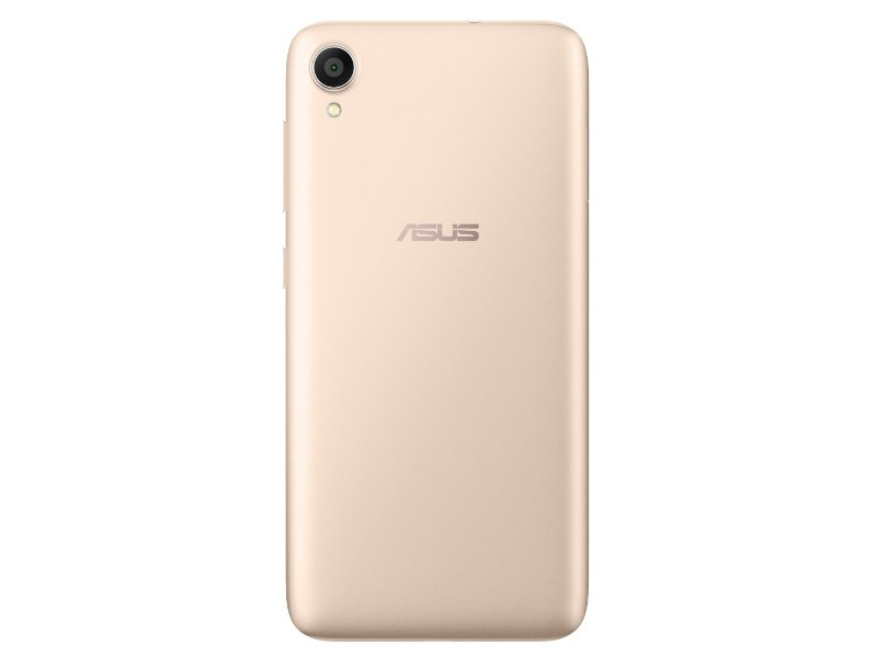 ASUS Zenfone Live L1 (ZA550KL-4G006EU) csillogó arany