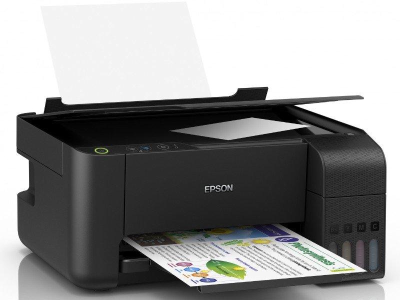 EPSON EcoTank MFP L3110 (C11CG87401) Tintasugaras nyomtató