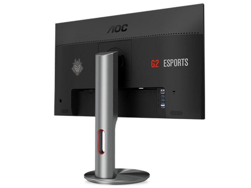 "AOC G2 Esports 24,5"" FullHD gaming monitor (G2590PX/G2) fekete"