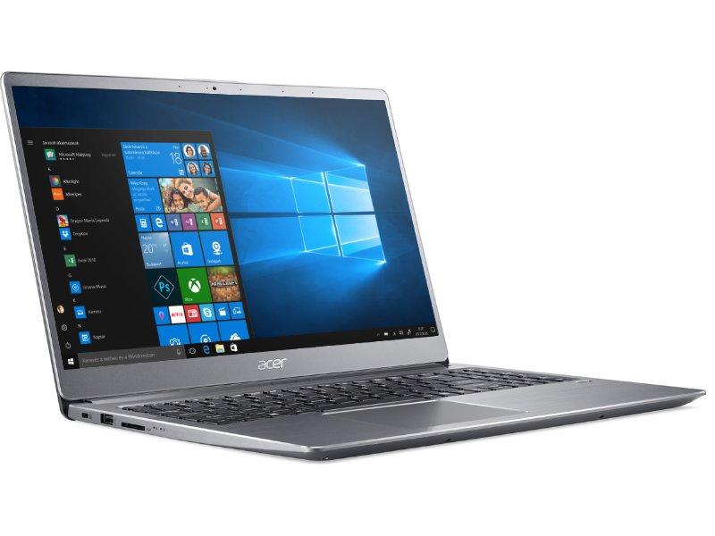 ACER Swift 3 Ultrabook SF315-52-36YC (NX.GZ9EU.036) ezüst Laptop fc9bf69b31