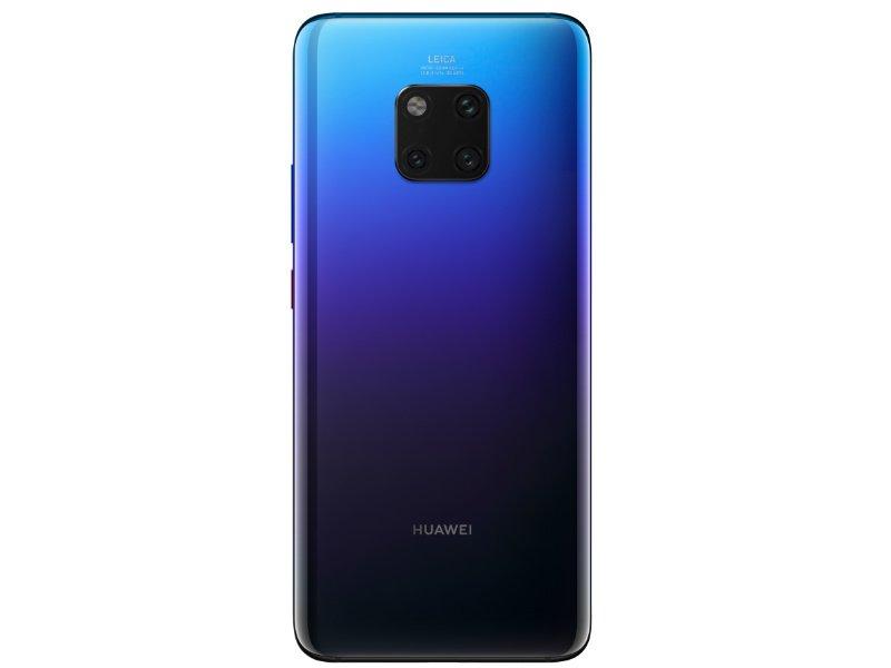 Huawei Mate 20 Pro (51092XAR) morpho lila