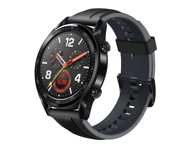 Huawei Watch GT sportóra (55023259) fekete