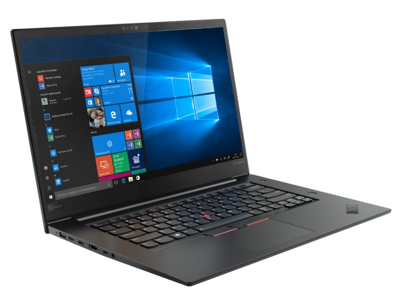 LENOVO ThinkPad X1 Extreme (2nd Gen) (20QV0012HV) Fekete