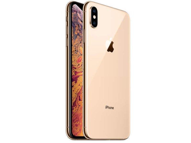 APPLE iPhone XS Max 512GB (MT582GH/A) arany