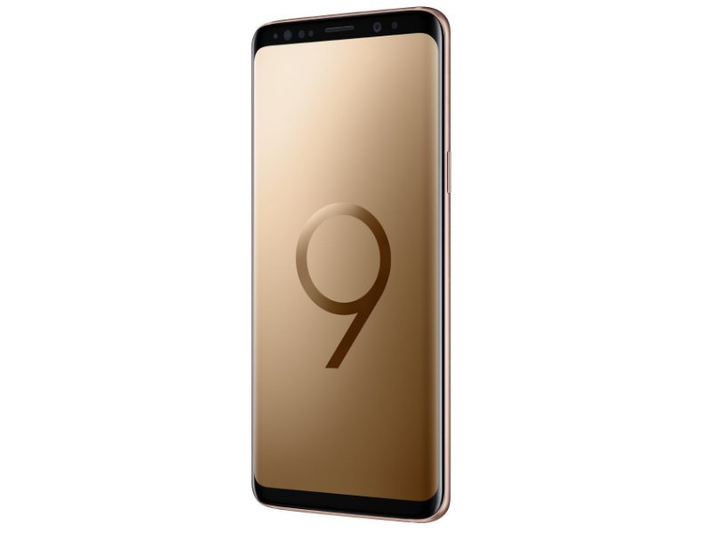 Samsung Galaxy S9 Dual-Sim (SM-G960FZDD) arany