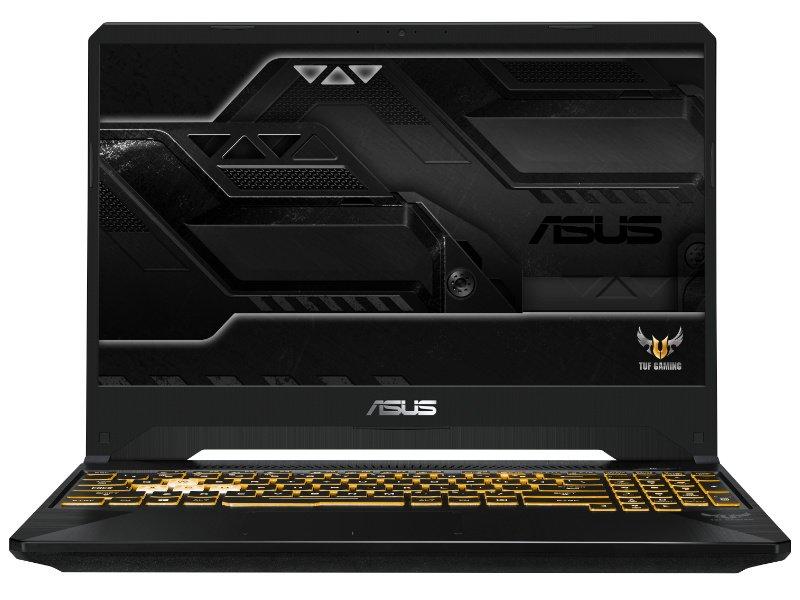 ASUS TUF Gaming FX505DT (FX505DT-AL070 Fegyvermetál / Aranyacél
