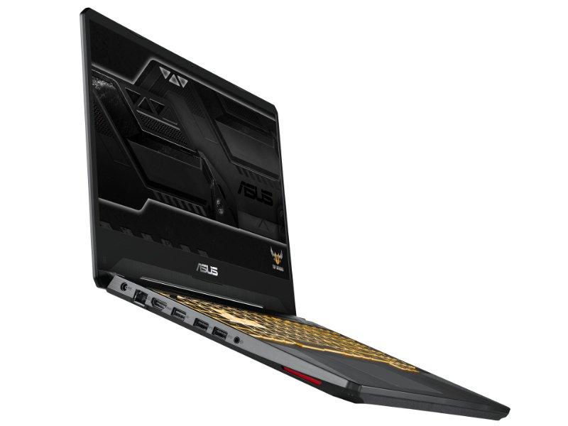 Asus TUF Gaming FX505GD (FX505GD-BQ100) Fegyvermetál