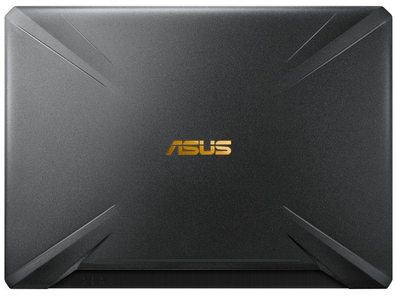 Asus TUF Gaming FX505GE (FX505GE-BQ121T) Fegyvermetál