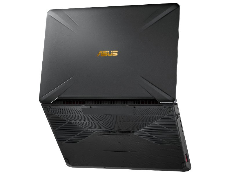 Asus TUF Gaming FX705GD (FX705GD-EW078) Fegyvermetál