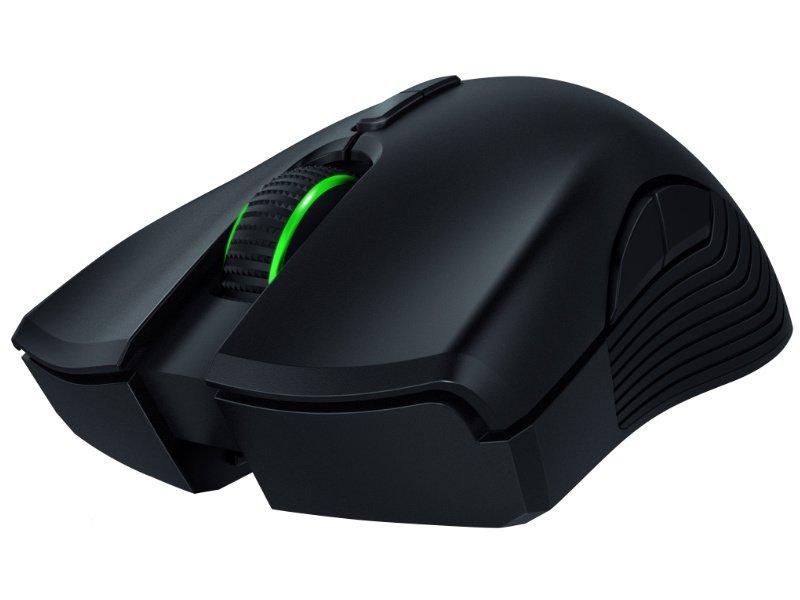 Razer Mamba vezetéknélküli gamer lézer egér + Firefly Hyperflux egérpad bundle (RZ83-02480100-B3M1)