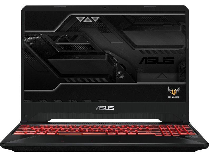 Asus TUF Gaming FX505GE (FX505GE-BQ122) Vörös fúzió