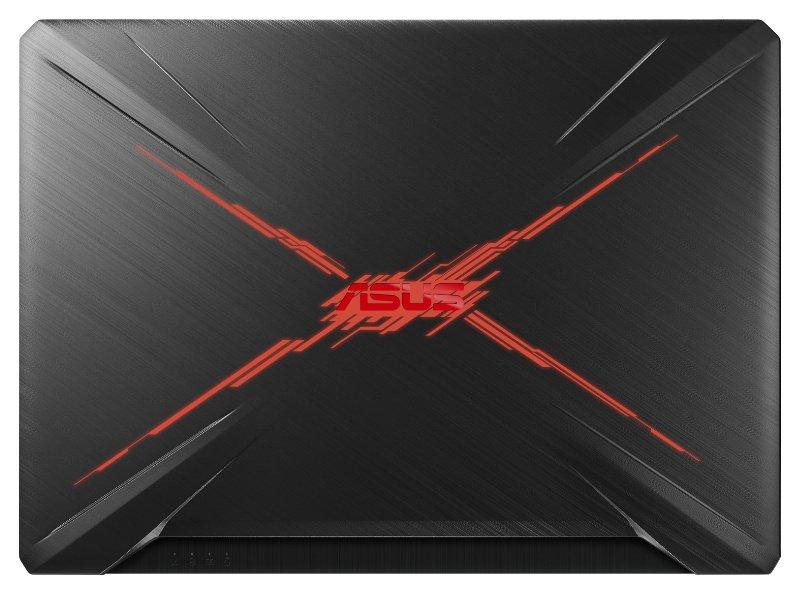 ASUS TUF Gaming FX505GM (FX505GM-ES025) Vörös fúzió