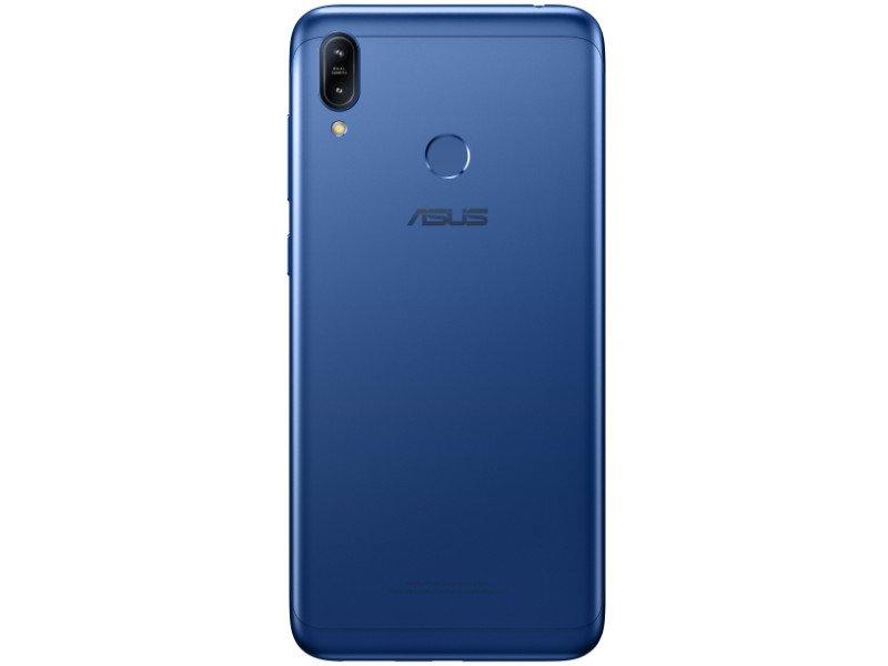 ASUS Zenfone Max M2 32GB Dual-Sim (ZB633KL-4D071EU) Űrkék