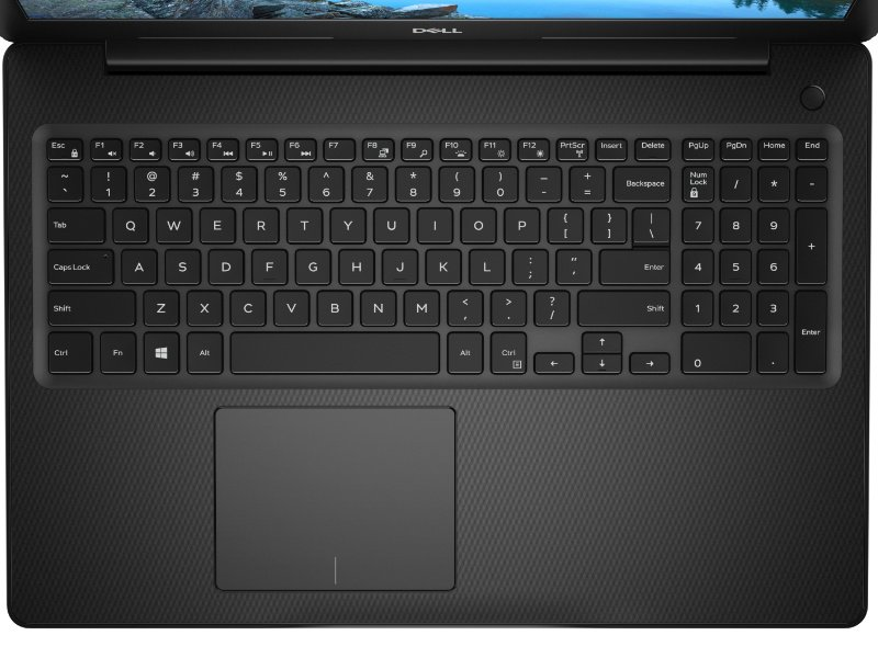 Dell Inspiron 15 3581 (3581FI3WA1) fekete