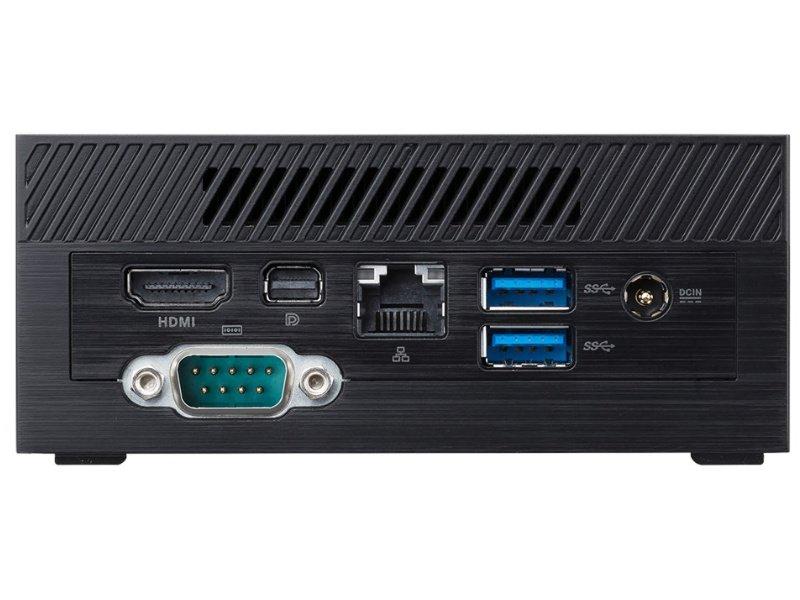 ASUS VivoMini PC PN40 (PN40-BB009MC) fekete