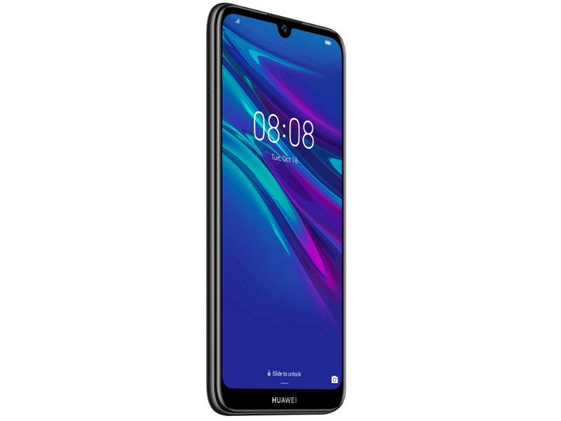 Huawei Y6 2019 Dual-Sim (51093KGW) Éjfekete