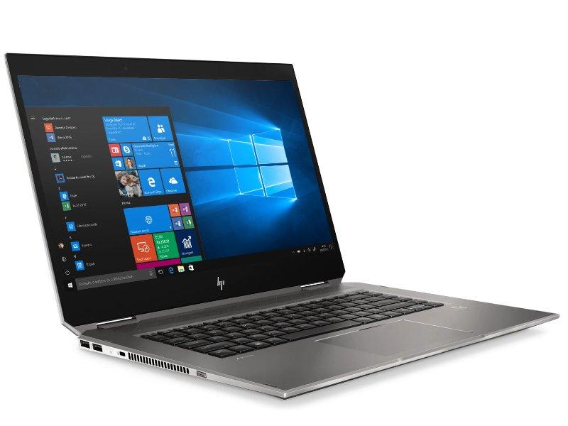 HP ZBook Studio x360 G5 átalakítható munkaállomás (2ZC58EA) ezüst