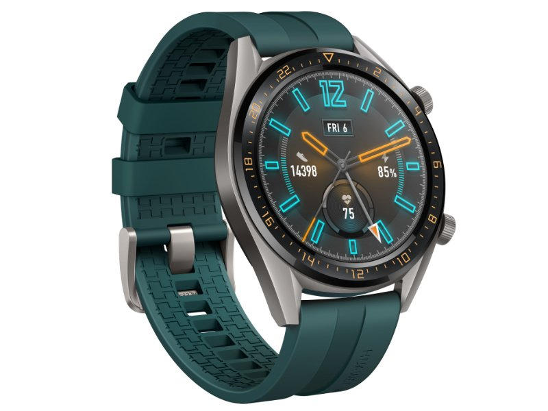 Huawei Watch GT Active sportóra zöld