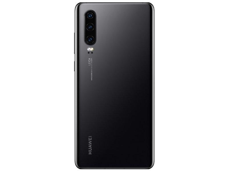 Huawei P30 Dual-Sim 128GB Éjfekete