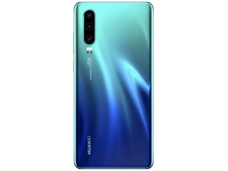 Huawei P30 Dual-Sim 128GB Auróra kék