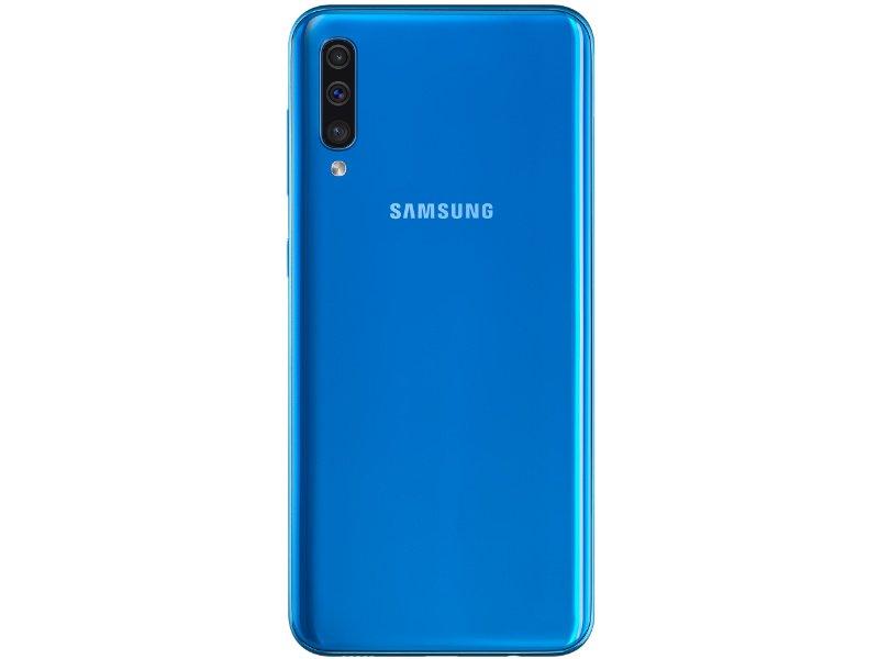 Samsung Galaxy A50 Dual-Sim 128GB (SM-A505FZBSXEH) Kék