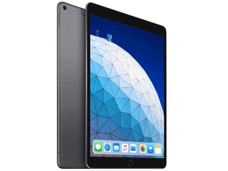 """Apple iPad Air 10.5"""" (2019) Wi-Fi + Cellular 64GB (MV0D2HC/A) asztroszürke"""