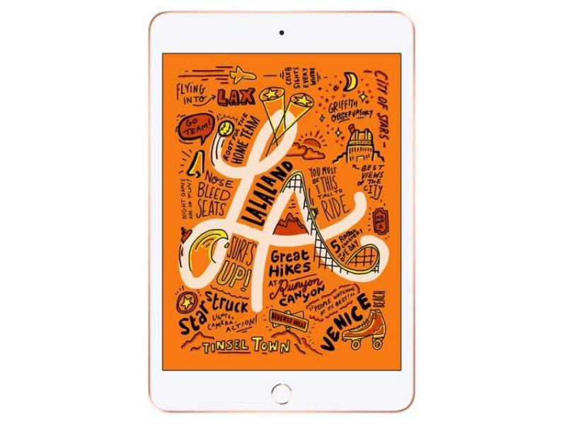 Apple iPad mini (2019) Wi-Fi 256GB (MUU62HC/A) arany