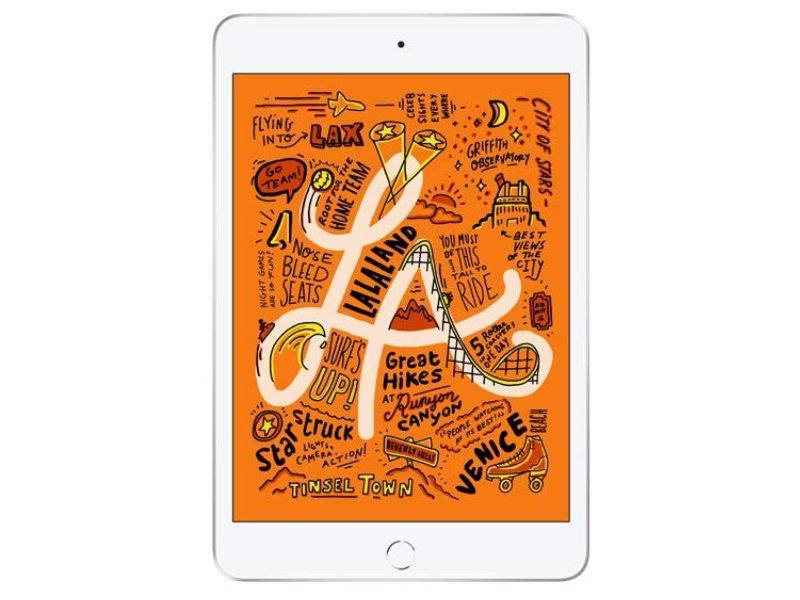 Apple iPad mini (2019) Wi-Fi 64GB (MUQY2HC/A) ezüst