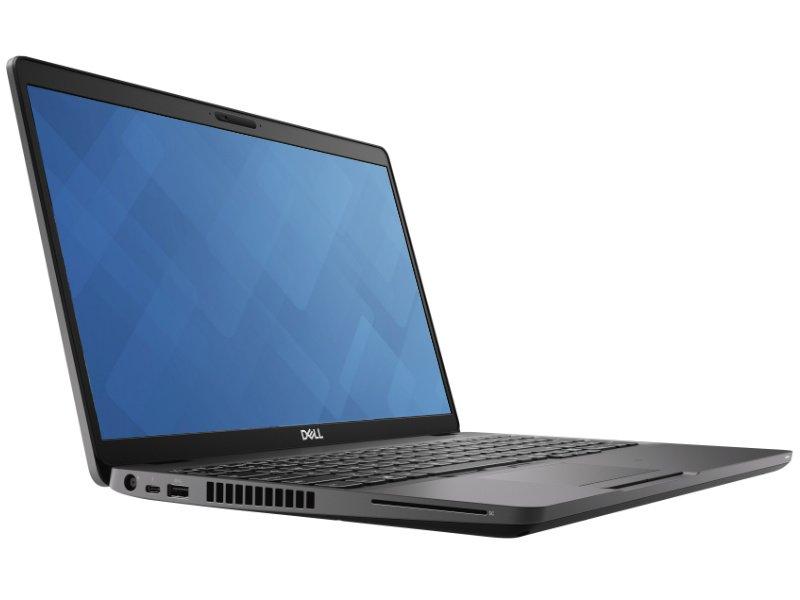 Dell Latitude 15 5500 (N019L550015EMEA_UBU) fekete