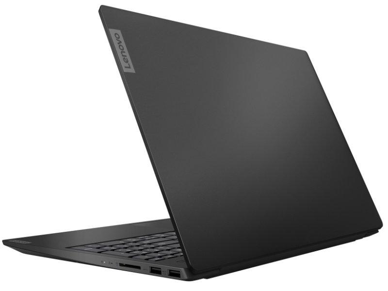 LENOVO IdeaPad S340-15IWL (81N800VYHV) fekete