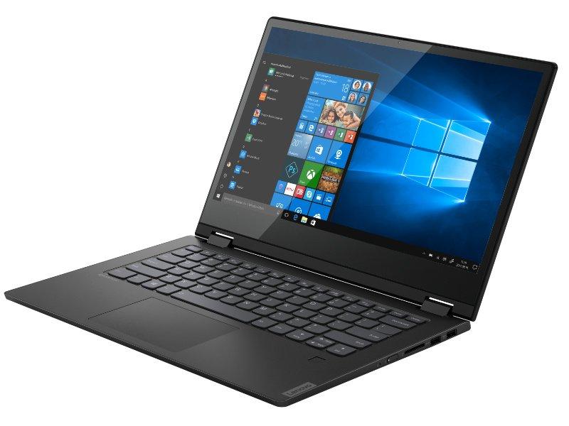 LENOVO IdeaPad C340-14IML (81TK0091HV) Fekete