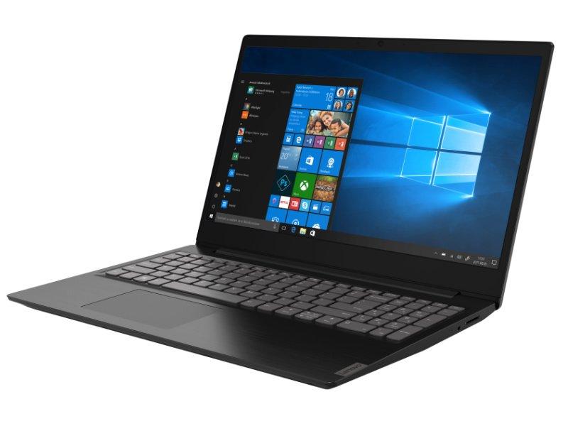LENOVO IdeaPad S145-15IWL (81MV012LHV) Fekete