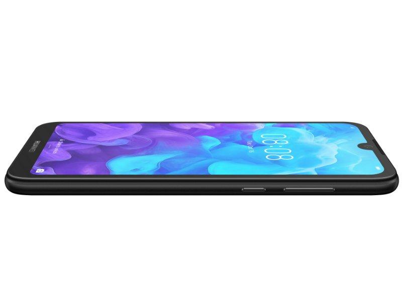 Huawei Y5 2019 Dual-Sim (51093SGT) modern fekete